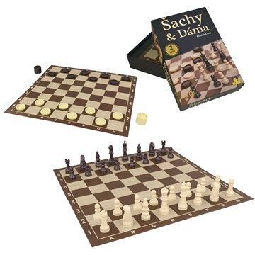 Šachy a Dáma (8590756009065)