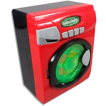 Pračka červená (8590756903950)