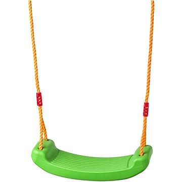 Woody Hojdačka plastová-sedadlo, zelené(8591864919512)
