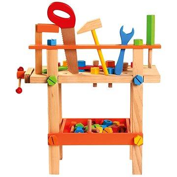 Dětský pracovní stůl s nářadím (4019359821491)