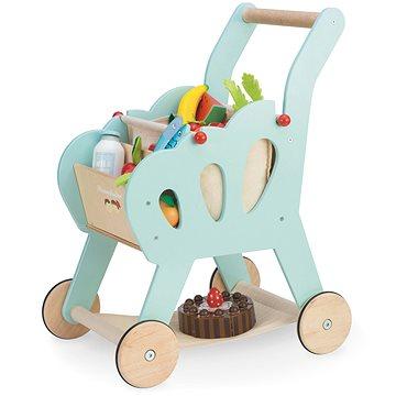 Le Toy Van Nákupní košík s příslušenstvím (5060023413169)