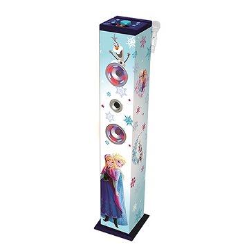Lexibook Frozen Hifi věž s mikrofonem (3380743049236)