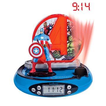 Lexibook Avengers Hodiny s projektorem (3380743053332)