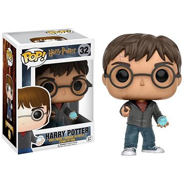 Funko Pop Movies: Harry Potter - Harry w/Prophecy (889698109888)