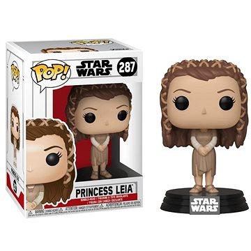 Funko Pop Star Wars: Ewok Village Leia (889698375269)