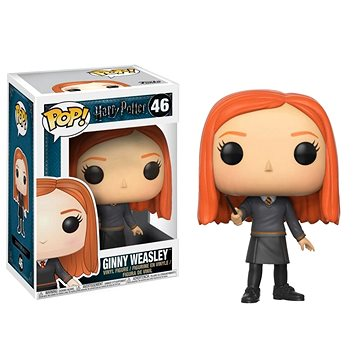 Funko Pop Movies: Harry Potter - Ginny Weasley (889698149426)