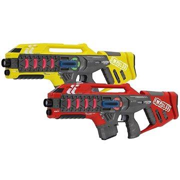 Jamara set laserových pistolí pro děti (4042774443979)