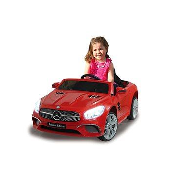 Jamara Ride-on Mercedes-Benz SL 400 - červené (4042774449360)