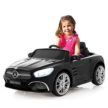Jamara Ride-on Mercedes-Benz SL 400 - černý (4042774449384)