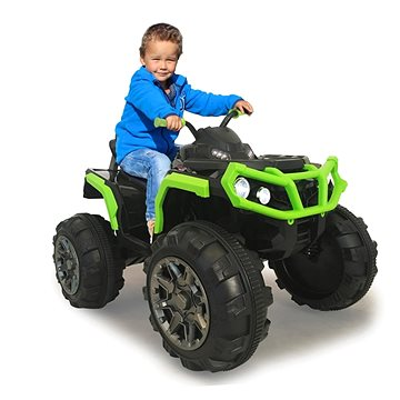 Jamara Ride-on Quad Protector - zelená (4042774450052)