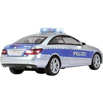 Jamara Mercedes E350 Coupe Polizei (4042774430078)