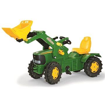 Rolly Toys Šlapací traktor J.Deere 6920 s nakladačem (4006485041749)