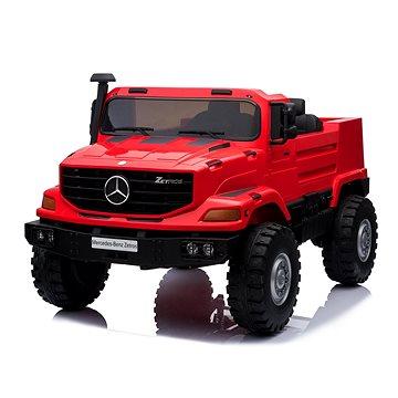 Mercedes-Benz Zetros 24V, červené (8586019941173)