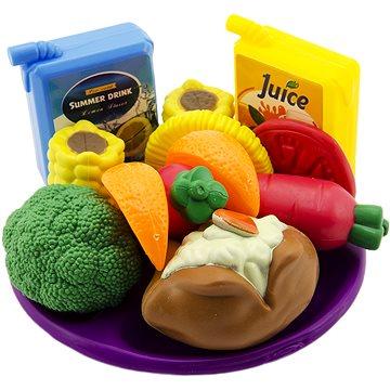 Potraviny v košíku na piknik (8592190118259)