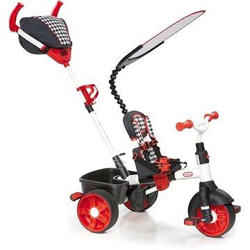 Little Tikes 4v1 Sport červeno-bílá (50743634345)