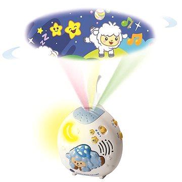 Vtech Projektor s ukolébavkami a beránky na obloze (SK) (3417765087370)