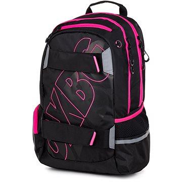 OXY Sport Black Line pink (8595096759748)