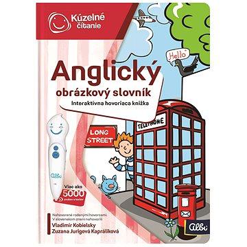 Kúzelné Čitanie - Anglický Obrázkový Slovník SK (9788089773060)