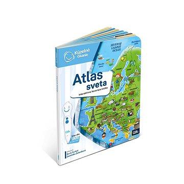 Kúzelné Čitanie - Kniha Atlas Sveta SK (9788089773022)