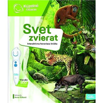 Kúzelné Čitanie - Kniha Svet Zvierat SK (9788089773015)