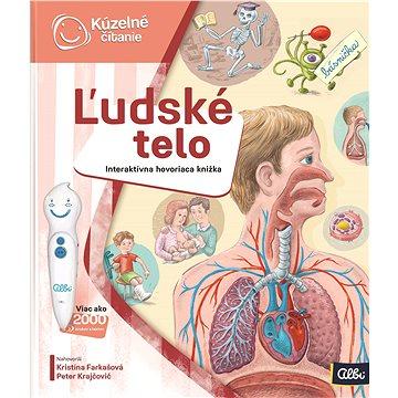 Kúzelné Čitanie - Kniha ĽudSKé Telo SK (9788089773091)