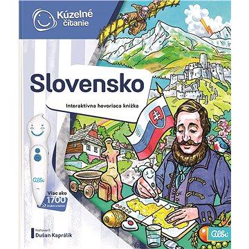 Kúzelné Čitanie - Kniha Slovensko SK (9788089773053)