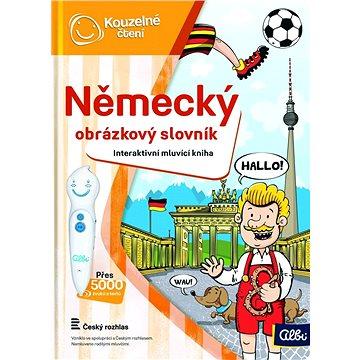 Kúzelné Čitanie - Nemecký Obrázkový Slovník SK (9788089773220)