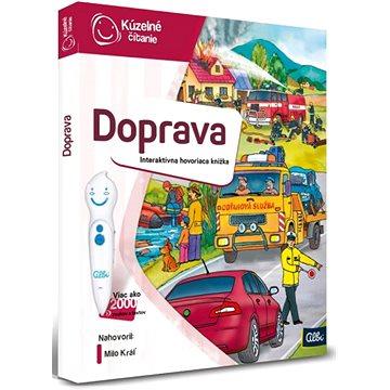 Kúzelné Čitanie - Kniha Doprava SK (9788089773107)