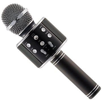 Karaoke mikrofon Eljet Globe Black (8594176635354)