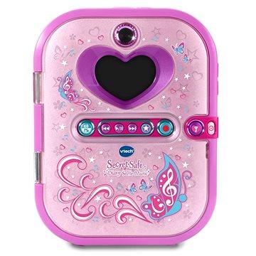 Vtech Kidi Secret Safe - Můj tajný deník CZ (3417761636282)