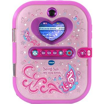 Vtech Kidi Secret Safe - Môj tajný denník SK (3417761636374)