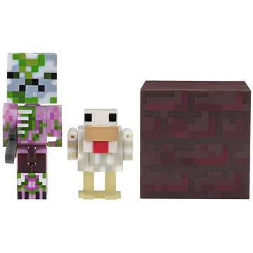 Minecraft Pigman Jockey (681326199786)