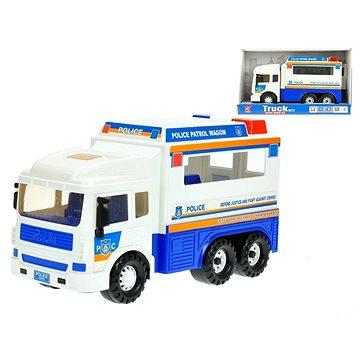 Auto polícia 30 cm(8592117612938)
