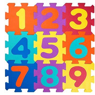 Plastica Pěnové Puzzle Čísla (8591864916276)