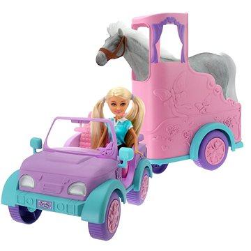 Alltoys Sparkle Girl Přívěs pro koně (884978245072)