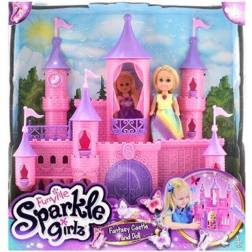 Sparkle Girl Zámek s panenkou (884978242958)
