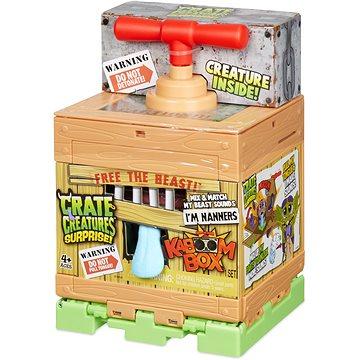 Crate Creatures Surprise KaBOOM Box (0035051555070)