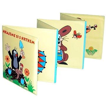 Rozkládací knížka Krteček (8590331706037)
