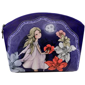 Mirabelle Curved Accessory Case - Midnight Garden (5018997420270)