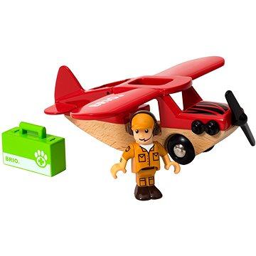 Brio 33963 Safari letadlo (7312350339635)