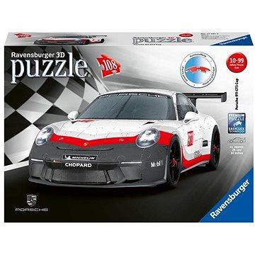 Ravensburger 3D 111473 Porsche GT3 Cup (4005556111473)
