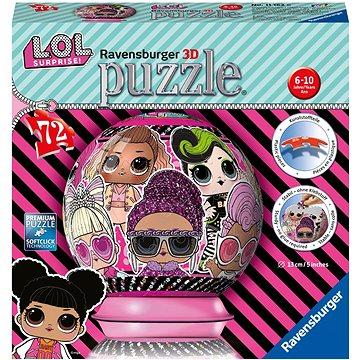 Ravensburger 3D 111626 Puzzleball LOL (4005556111626)