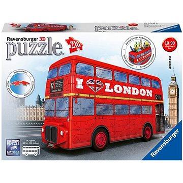 Ravensburger 3D 125340 Londýnský autobus (4005556125340)