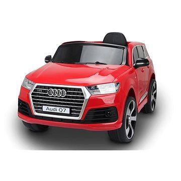 Audi Q7 - červené (8586019941425)