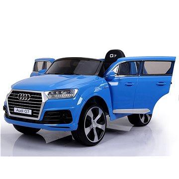 Audi Q7 - modré lakované (8586019941401)