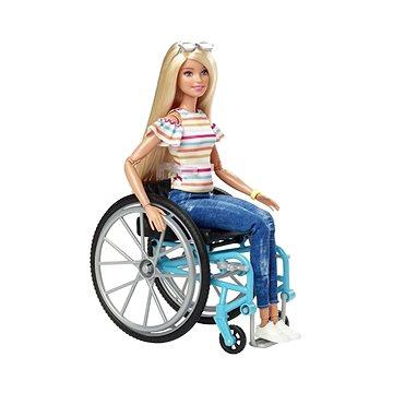 Barbie Panenka na vozíčku (0887961781441)
