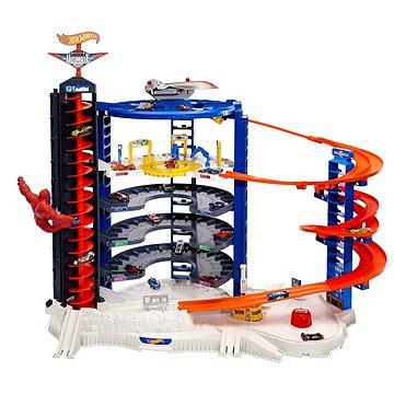 Hot Wheels City Supergaráž (0887961575590)