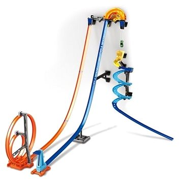 Hot Wheels Track Builder Svislá dráha (0887961779523)