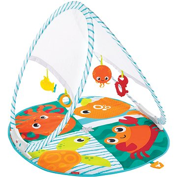 Fisher-Price Hrací dečka do tašky (0887961687361)