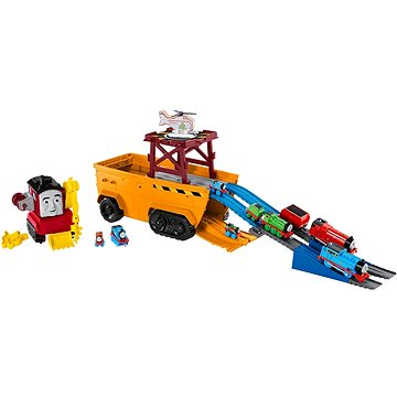 Fisher-Price Super Transportér (0887961752922)